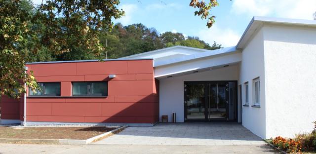Gemeindehalle in Burgstalll