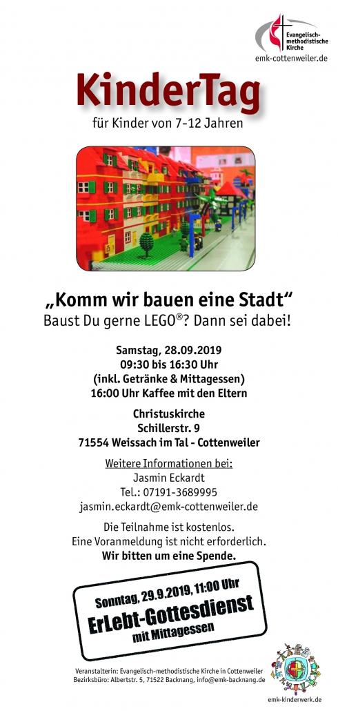KinderTag in Cottenweiler