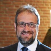 Darstellung von Bischof Harald Rückert