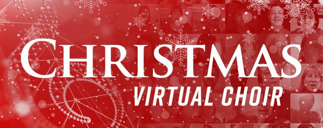 Virtueller Weihnachtschor